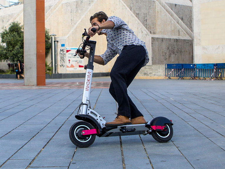 Inokim Quick 4 Super Electric Stand-up Scooter For Adults