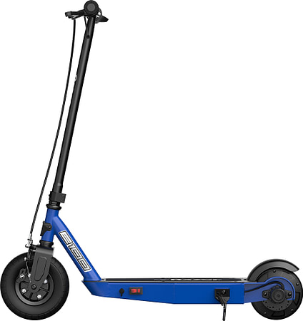 Razor Black Label E100 - Battery Operated Electric Scooter for Kids