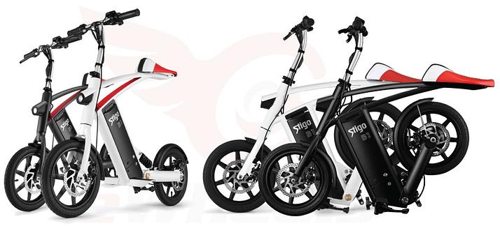 Stigo - Most stylish electric scooter