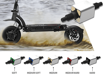 Dualtron Spider - best electric scooter for long commutes