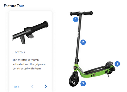 Black Lable E90 - razor scooter for 8 year old