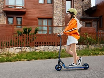 Ninebot ZING E10 - best electric scooter for kids