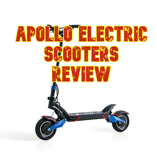 Apollo electric scooter review